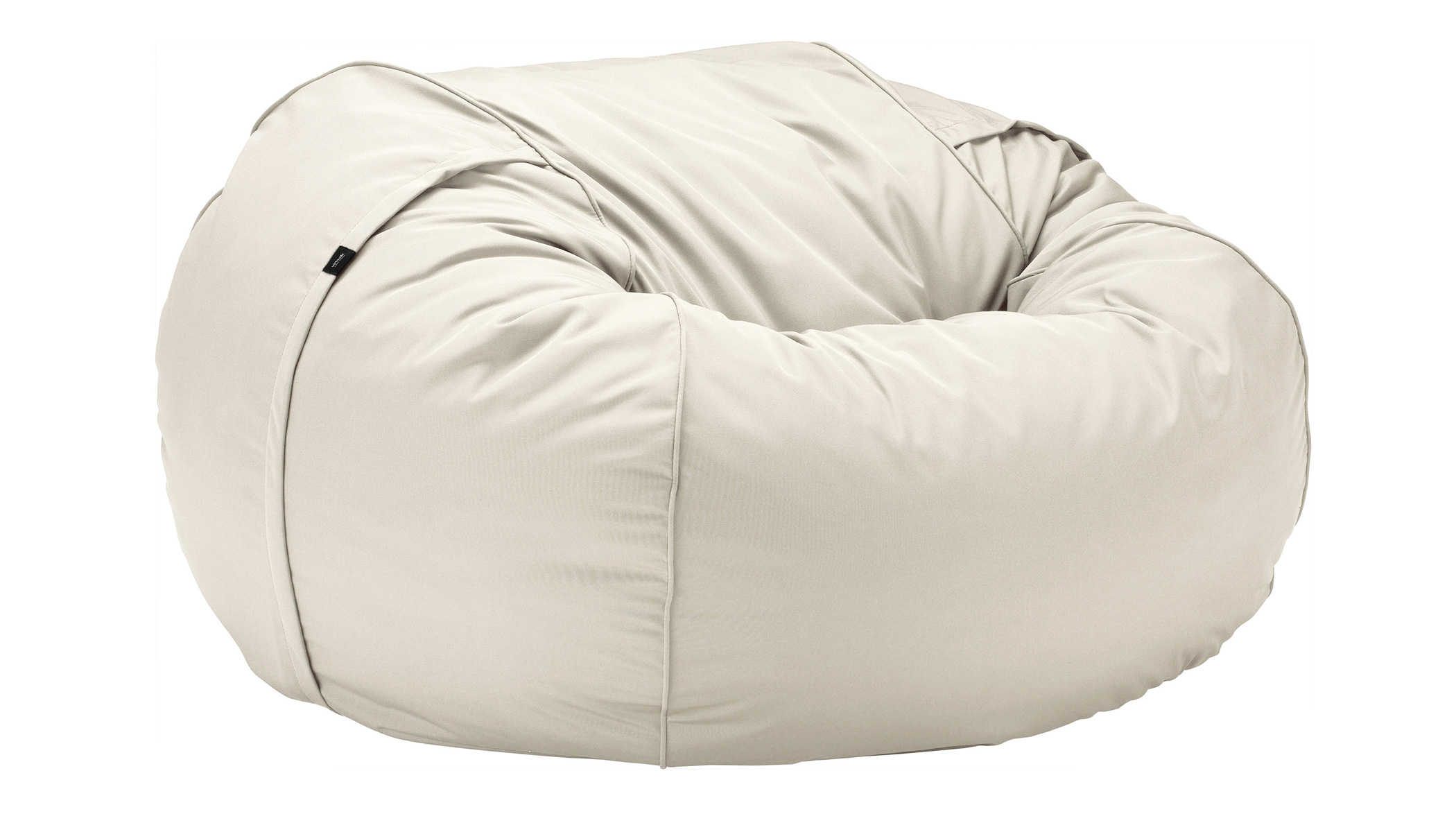 Beanbag Large Outdoor creme
